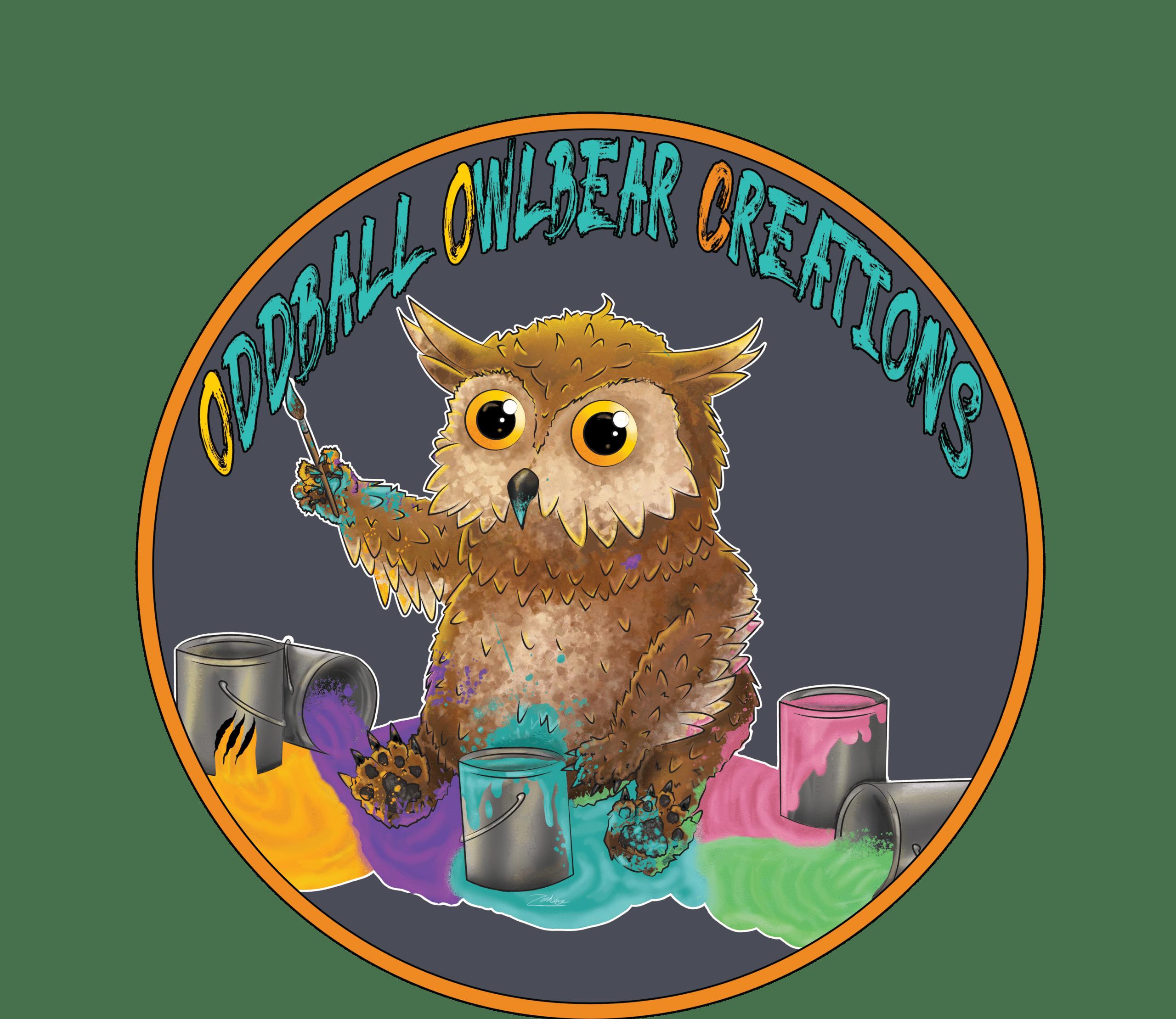 Oddball Owlbear Creations